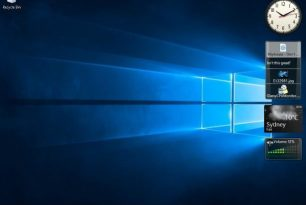 8GadgetPack 29.0 unterstützt nun auch Windows 10 1903