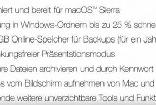 Parallels Desktop 12 mit einigen Verbesserungen erschienen