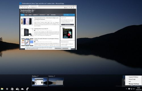 Virtual Desktop Enhancer-windows-10