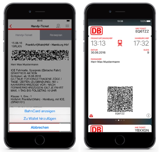 how to add tickets to apple wallet