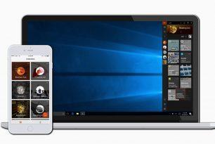 Cache – Visuelle Lesezeichen  App aus der Microsoft Garage