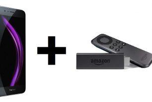 Honor 8: Bei Amazon vorbestellen und einen Fire TV Stick kostenlos dazu bekommen