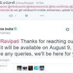 Windows 10 Mobile 1607 (Anniversary Update) erscheint am 9. August [Update]