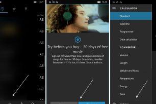 Windows 10 Mobile V1607: Skalierung und Darstellung einiger Apps ist nicht korrekt