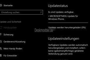 Lumia 950 & Lumia 950 XL erhalten neues Firmware-Update