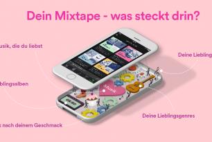 """Spotify stellt """"Dein Mixtape"""" vor"""