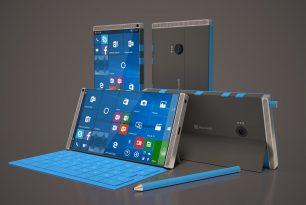Microsoft Surface Phone – Ein neues Konzept