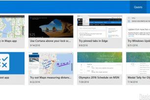 inhub.win – Feedback-Hub Ankündigungen und Suche im Browser öffnen