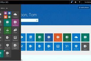 """""""Startmenü"""" für Office 365 – Der App Launcher kommt"""