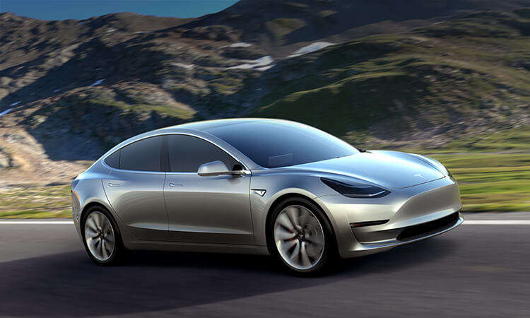 Elektro-Revolution? Tesla startet Bau von Model 3