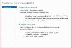 Nano Server Image Builder und eine Anleitung von Microsoft