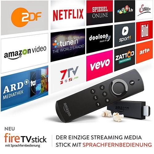 gutscheincode amazon fire tv stick