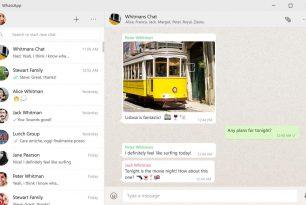 WhatsApp aktualisiert Desktop-Anwendung