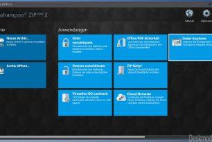Ashampoo Zip Pro 2 – Kurzer Test und Gewinnspiel
