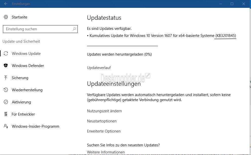 Weltweite Internetstörungen nach Windows 10 Update