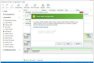 Macrorit Disk Partition Expert 4 erschienen – Kostenloses Tool zum partitionieren der Festplatte und mehr