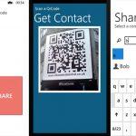 App des Tages: Qontact PRO – Informationen, Texte etc. per QR-Code teilen