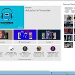 Napster: neue Windows 10 App geleakt