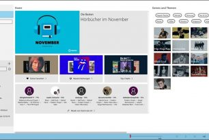 Napster: neue Windows 10 App geleakt