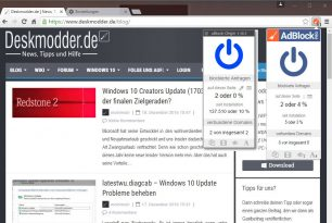 Google Chrome: Adblock Pro ist ein Rip-Off vom uBlock Origin