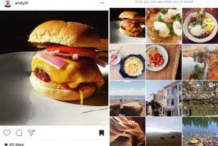 Instagram – Beiträge lassen sich jetzt speichern