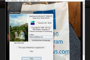 IrfanView 4.44 steht zum Download bereit