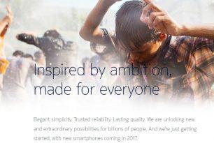 Nokia Webseite wieder online – HMD Global die neue Heimat für Nokia Handys