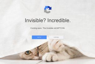 Google – Aus reCAPTCHA wird Invisible reCAPTCHA