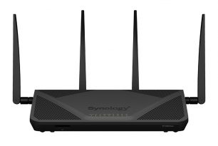 Synology RT2600ac: Synology stellt neuen Oberklasse-Router vor