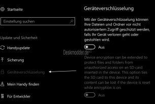 Changelog der Windows 10 15007 wurde erweitert