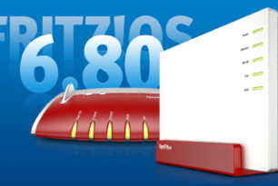 Fritz!Box 7430 erhält Fritz!OS 6.80