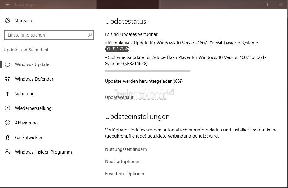 Windows 10 wird dank dem Datenschützer transparenter