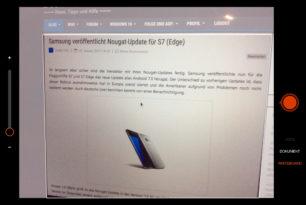 Microsoft Office Lens für iPad verfügbar