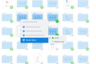 Dropbox startet Smart Sync – Platzhalter, die wir von OneDrive kennen (kannten)