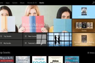 E-Books – Der Microsoft Store wird erweitert