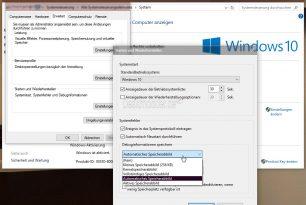Bei Tablets mit einer eMMC Speicherkarte wird nur eine minidump. Datei erstellt