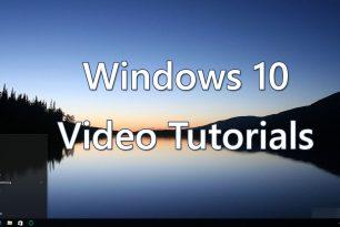 System – Design (Modus) ändern | Windows 10 Mobile