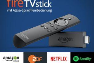Amazon – Neuer Fire TV Stick mit Quad-core-Prozessor kommt nach Deutschland