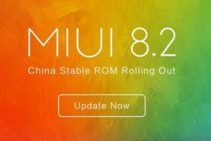 Xiaomi: MIUI 8.2 steht bereit