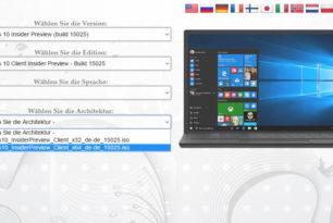 Alle verfügbaren ISOs schnell herunterladen – Adguards Techbench nun auch in deutsch