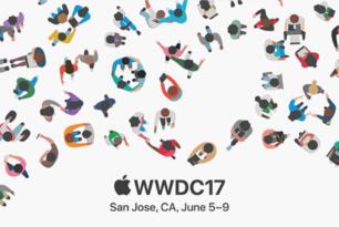 Apple WWDC vom 5. bis 9. Juni 2017