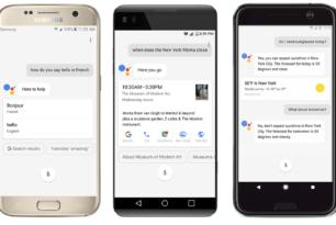 Google Assistant kommt für weitere Geräte