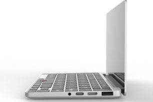 GPD Pocket – 7 Zoll Windows 10 Laptop erreicht Finanzierungsziel auf Indiegogo