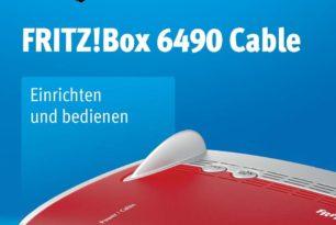 FRITZ!Box 6490 Cable: FRITZ!OS 7.01 als Update verfügbar