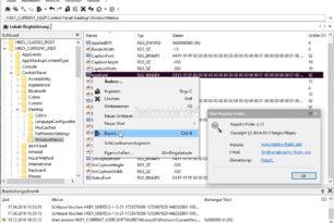 Registry Finder 2.17 steht zum Download bereit