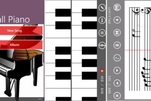 App des Tages: Small Piano für Windows 10 Mobile und WP 8.x