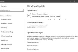 Windows 10 15042 Desktop (Changelog) steht zum Download bereit
