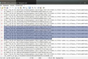 ESD-Dateien der Windows 10 15063 liegen auf den Microsoft-Servern