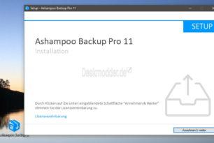 Ashampoo Backup Pro 11 Test und Gewinnspiel
