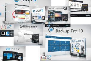 Gewinnspiel: Gewinne ein Ashampoo Software-Pakete im Gesamtwert von fast 300,- Euro (UVP)